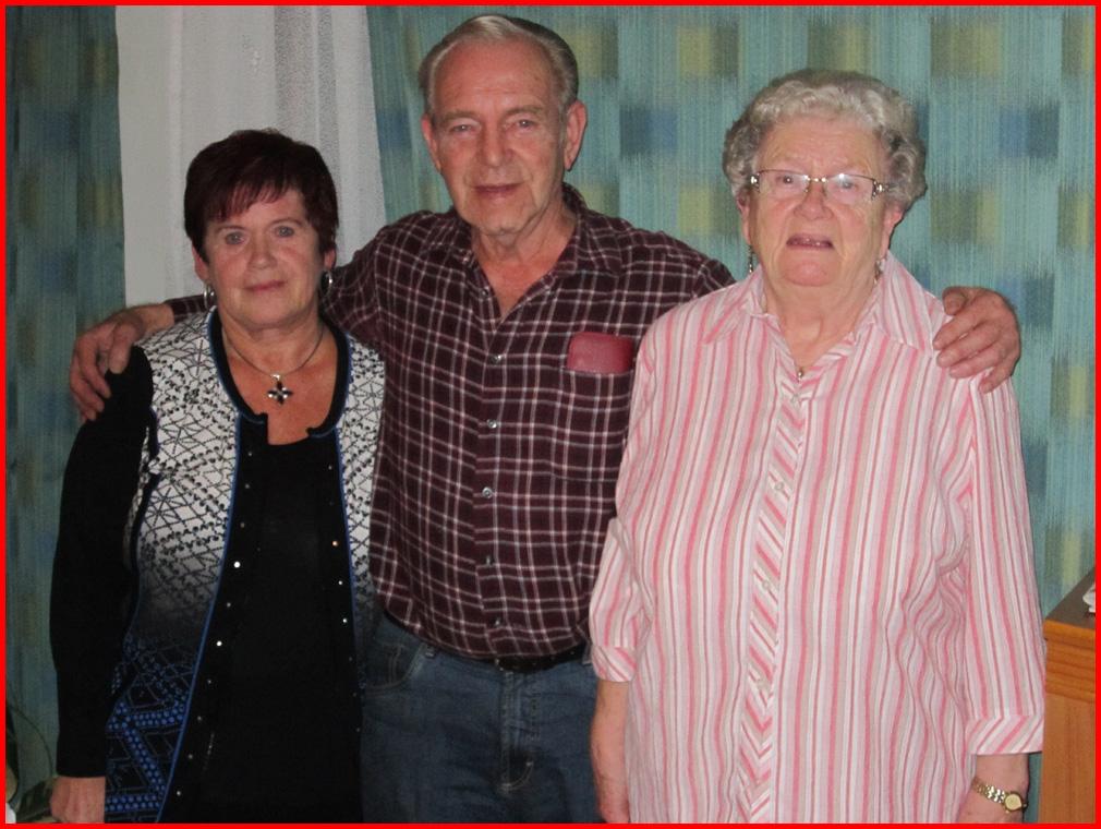 Vl: GR Monika Leitner, Herbert Palt, Frieda Palt.  GR Genovefa Scheibenreiter nicht im Bild