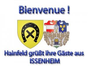HainfeldIssenheimWillkommen2015