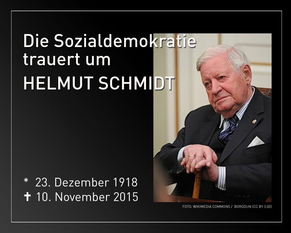 Helmut Schmidt_Ableben 2015-11-10