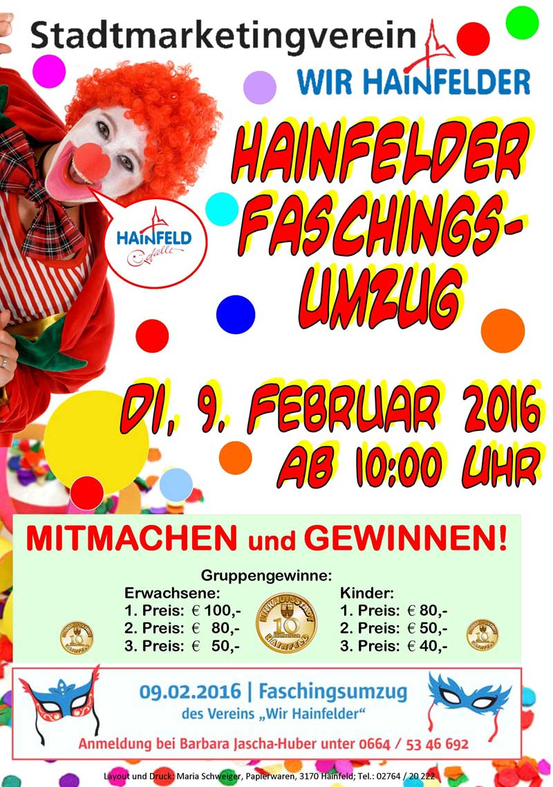 Faschingsumzug-2016
