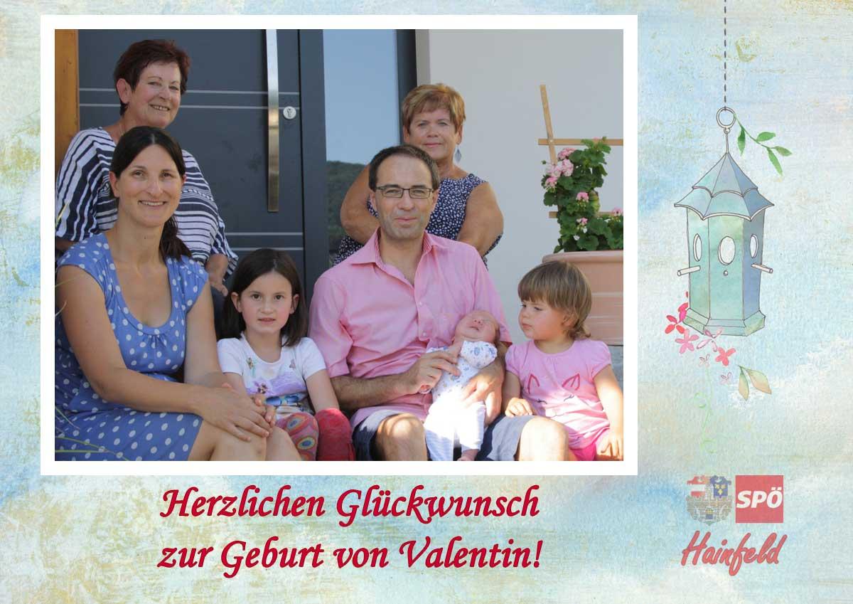 GR Monika Kahlfuß und GR Monika Leitner Birgit und Johanna Neureiter, Rainer, Valentin und Marianne Engelscharmüllner